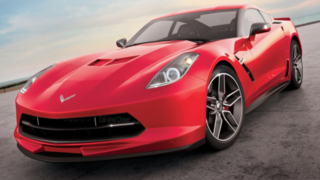 Future Chevrolet Corvette C7