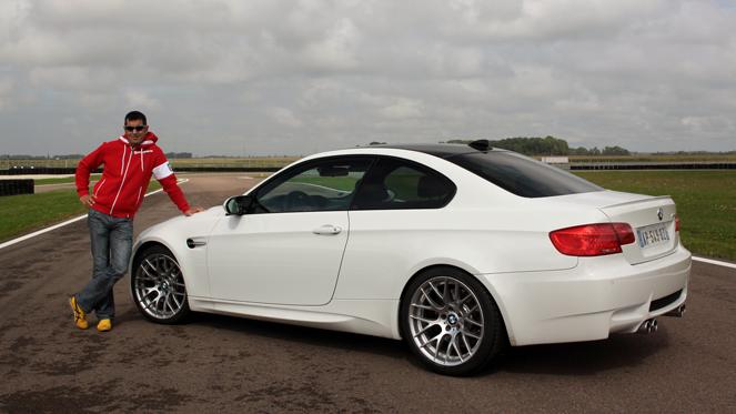 Première photo de l'intérieur de la BMW M3 !