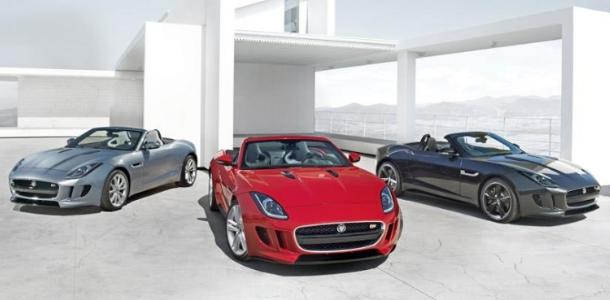 Fuite : Les premières images de la Jaguar F-Type