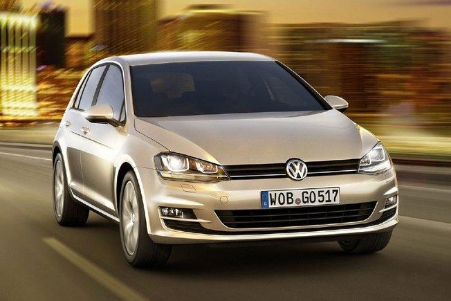 Volkswagen Golf 7 (Mondial Auto Paris 2012)