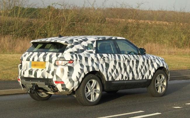 Le Futur Land Rover Freelander