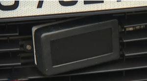 Vue Renault Megane 3