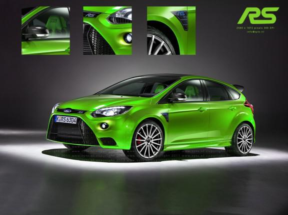 la nouvelle ford focus rs un mod le pleine puissance. Black Bedroom Furniture Sets. Home Design Ideas