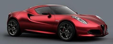 Alfa Romeo, le retour aux berlines type propulsion ?