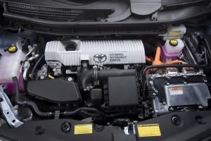 Moteur Toyota Prius
