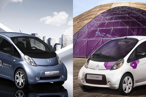 Rebadging : Comparaison Peugeot iOn et Citroen C-Zéro