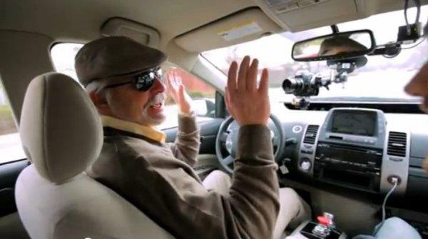 voiture sans chauffeur google car et technologies