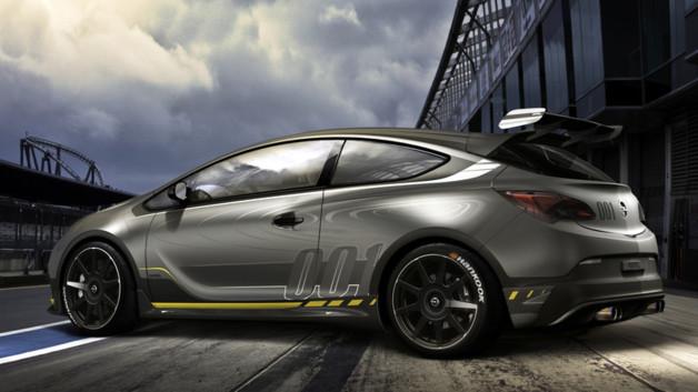 Tout savoir la version extrême d'Opel Astra OPC