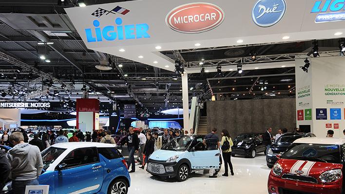 Toutes les informations pratiques du mondial de l'automobile 2014 !