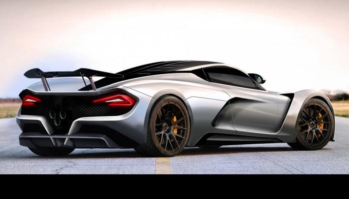 Venom F5 : la voiture la plus rapide du monde disponible dès l'an prochain