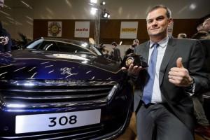 Constructeur français - Peugeot 308