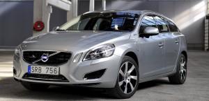 Presentation de la Volvo V60 Plug in Hybrid, la premiere hybride rechargeable diesel au monde