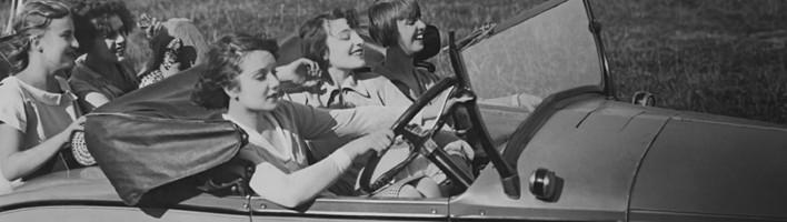 L'implication des femmes dans le monde automobile est sous-estimée