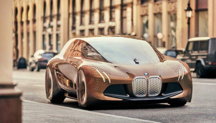 iNext, le véhicule autonome de BMW, prévu pour 2021