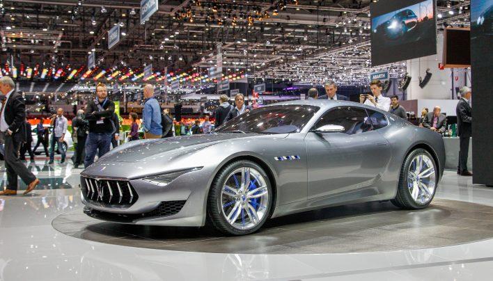 Encore 5 ans pour vous offrir la Maserati Alfieri
