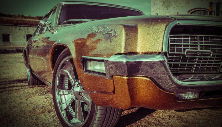 Les voitures anciennes reviennent au goût du jour