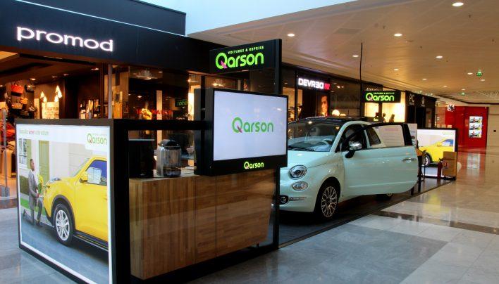 Qarson, toujours plus près des clients avec deux nouvelles concessions