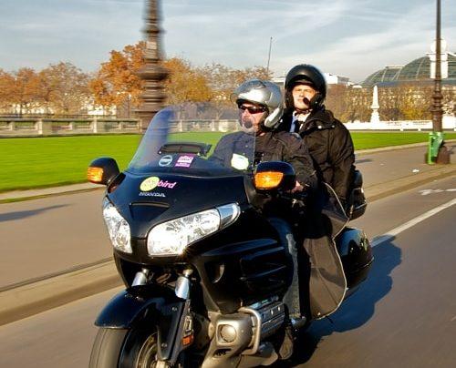 Taxi moto : le concept qui séduit