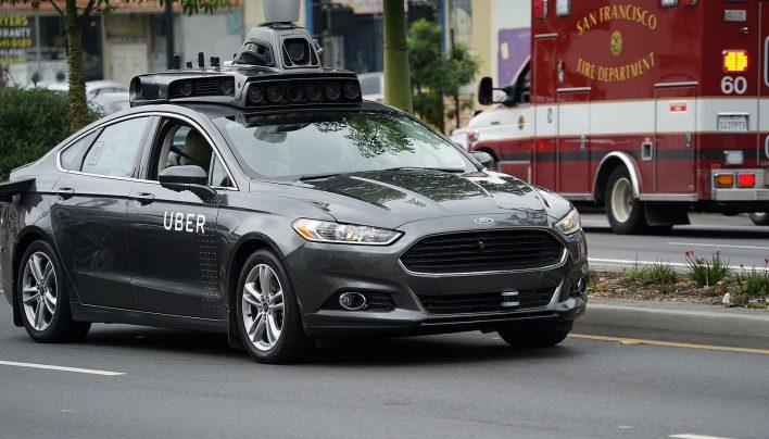 Uber rassemble une équipe d'intelligence artificielle pour le développement de voitures autonomes