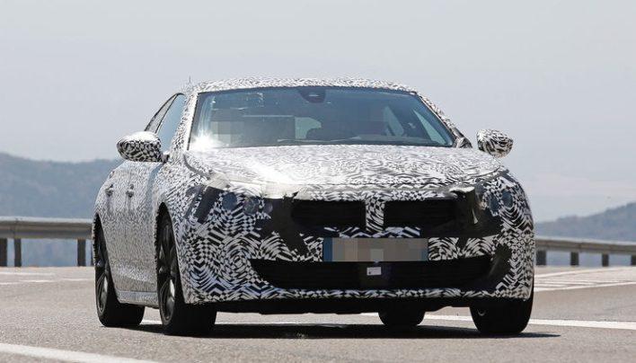 La Peugeot 508, pour une nouvelle génération de voiture en 2018
