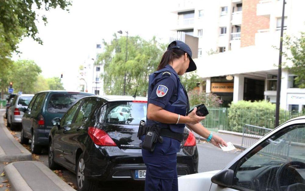 surveillance de stationnement